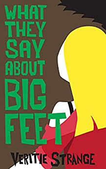 Book Cover: What They Say About Big Feet: An Erotic Bigfoot Short