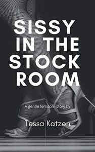 Book Cover: Sissy in the Stock Room: A Gentle Femdom Story