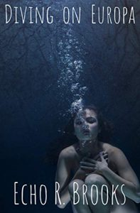 Book Cover: Diving on Europa: F/F Erotic Sci-fi Futa Tentacle Romance