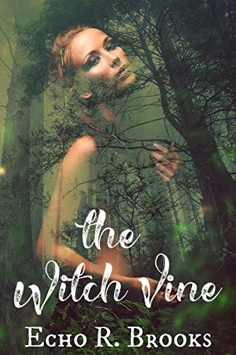 Book Cover: The Witch Vine: M/F Erotic Tentacle Fantasy Romance